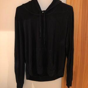 Black Brandy Melville hoodie